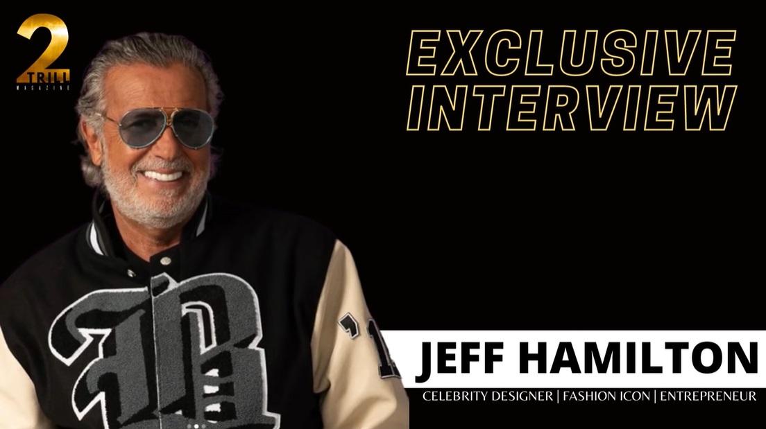 [WATCH] Celebrity Fashion Designer Jeff Hamilton Discusses Working with Michael Jordan