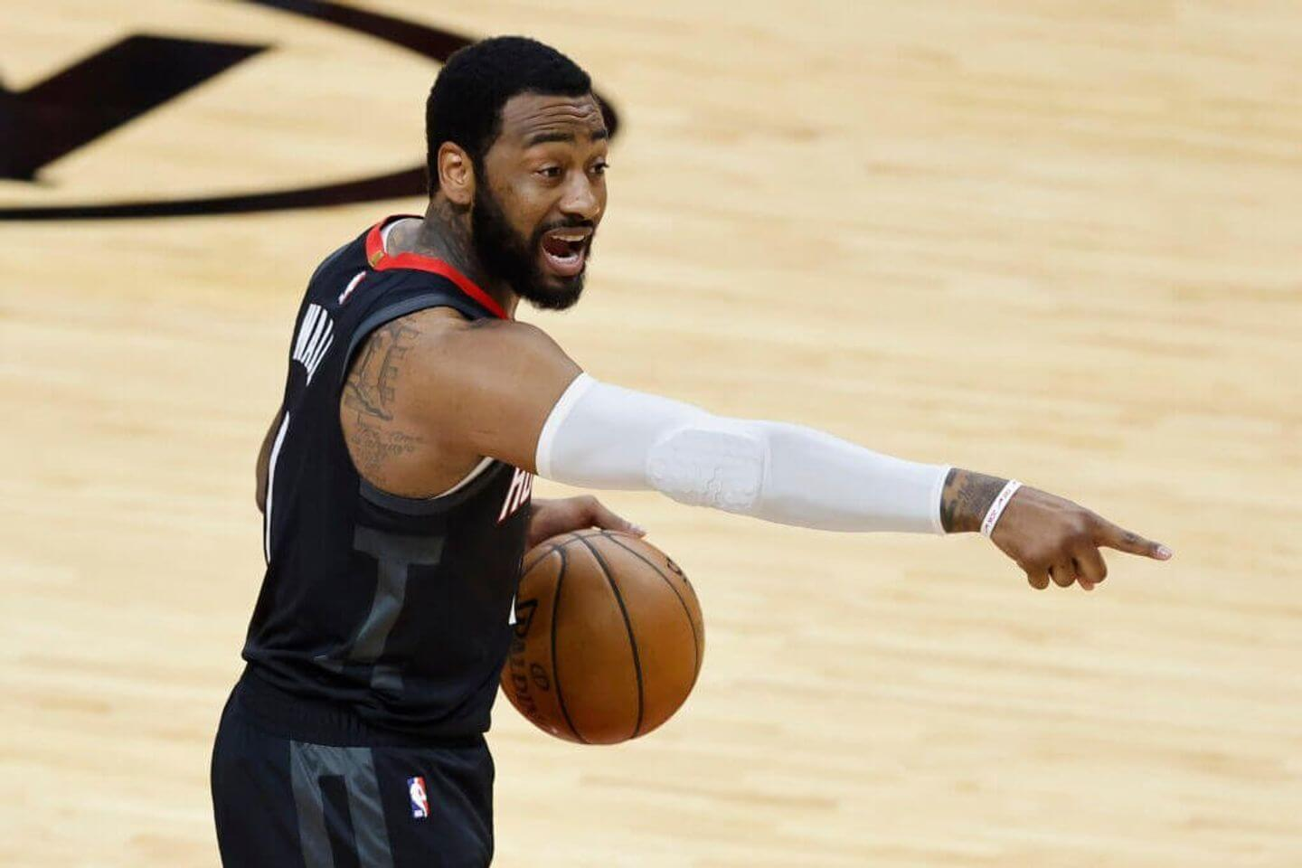SOURCE SPORTS: John Wall Could Be Reportedly Heading to Miami Heat