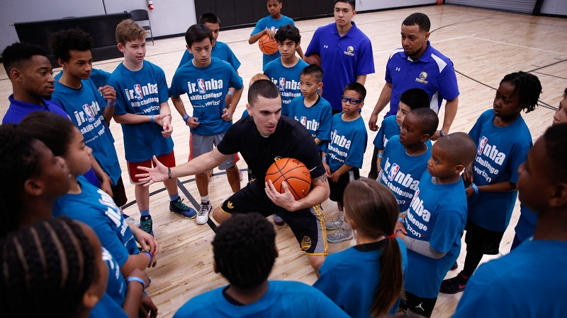 Jr. NBA Week Tips-Off to Advance Youth Sports