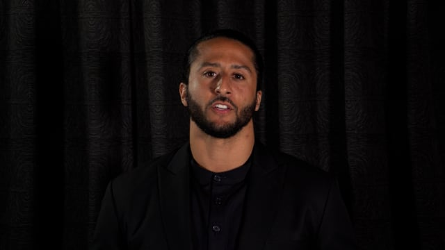 Colin Kaepernick Asks Black Executives to Uproot Systemic Corporate America Issues in #ELCGala Award Acceptance Speech
