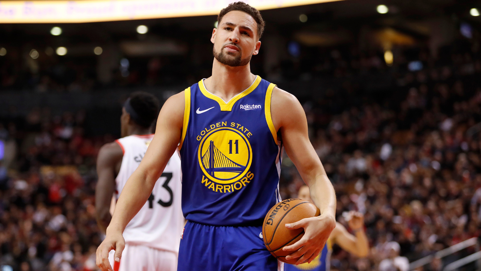 SOURCE SPORTS: Klay Thompson Is Tight He Was left Off The NBA 75th Anniversary Team