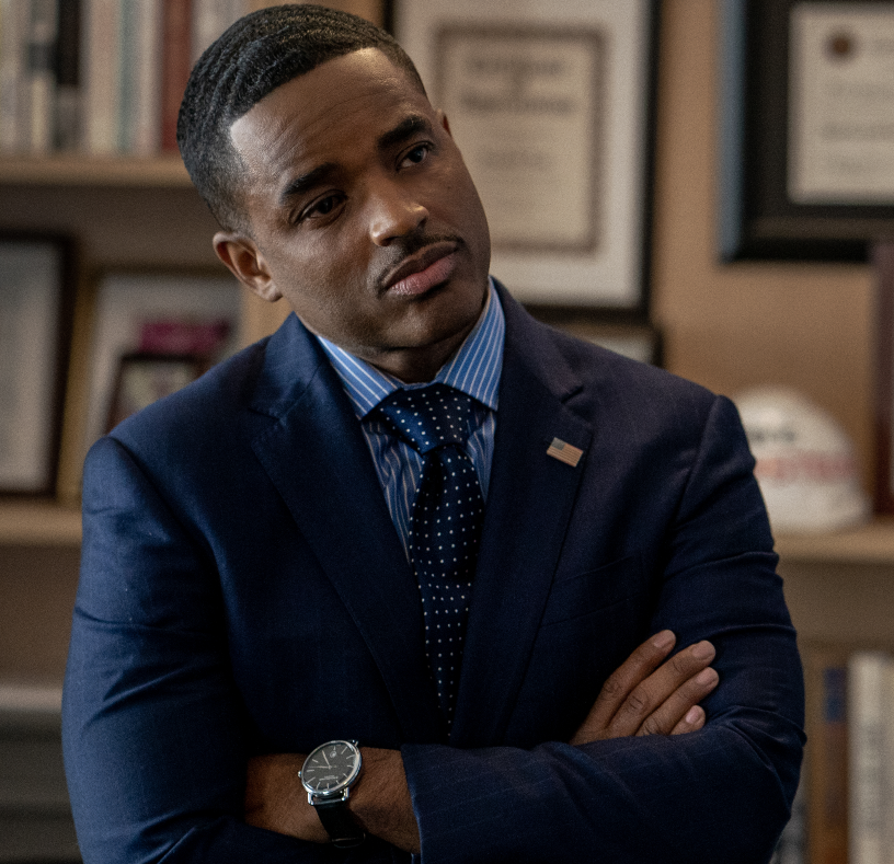 Larenz Tate To Appear as Series Regular On Starz's Power Book II: Ghost