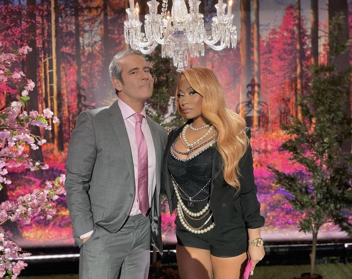 Nicki Minaj Will Be Apart of The Real Housewives Of Potomac Reunion