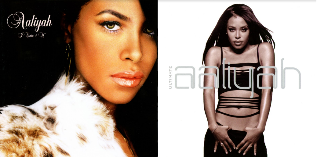 Blackground Records 2.0 Re-Releases 'I Care 4 U' & 'Ultimate Aaliyah'