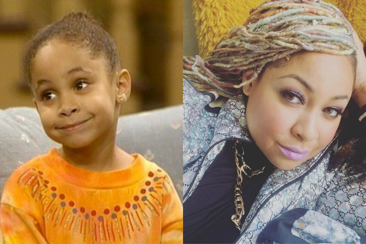 [WATCH] Actress Raven Symone Explains Why She Doesn't Remember Filming Scenes Of The 'The Cosby Show'