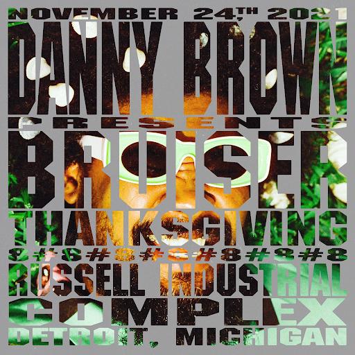 Danny Brown Announces Eighth Annual 'Bruiser Thanksgiving' in Detroit