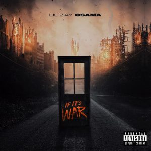 """Lil Zay Osama Preview 'Trench Baby 2' With """"If It's War"""" Single"""